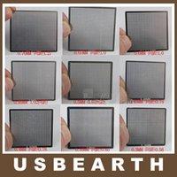 Wholesale set Universal Direct Heat BGA Reballing Stencils mm