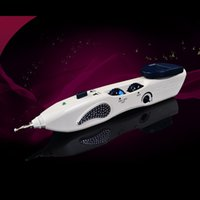 Wholesale 2016 New Product Development Of Electro Laser Acupuncture Point Detector With Back Pain Relief Acupuncture Pen Needles Therapy Neck Massager