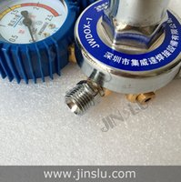 Wholesale O2 Regulator Reduced Pressure Gauge Gas Flowmeter G5