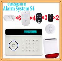 better houses - DHL Etiger S4 better than Fire alarm system G5 alarm for house security Wireless Pet Immune Moetiger
