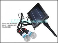 home solar power system - Freeshipping solar powered lighting system indoor solar home lighting system with lighting Portable system