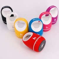 audio input pc - S05C Portable Flower Basket Shaped Bluetooth Wireless Speaker Handsfree TF Reader Subwoofer for PC Laptop Cell Phone MP3 MP4 MP5 Player