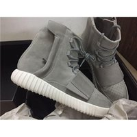 Wholesale directly factory sale Yeezy Boosts Ankle Boots Men Athletic Boots Yeezy Men Sport Boots US