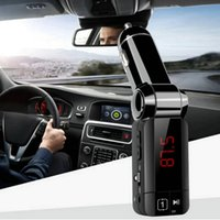 Wholesale High Quality Dual USB LED Display Car Charger FM Transmitter MP3 Stereo Music Player