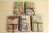 Wholesale 2014 Newest design Diary Book Vintage notebook Pirate Note Book Traveler book