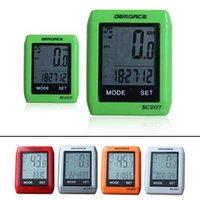 Wholesale New touch cycling cycle bike bicycle speedometer computer wireless odometro velocimetro cuentakilometros computador bicicleta digital cuenta