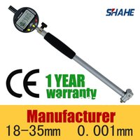 Wholesale 0 mm Digital Bore Gauge Measurement for Diameter Good Quality High Accuracy