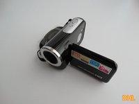 Wholesale 100PCS Black DV168 Mini Camera DV Camcorder MP Mini Video Camera With TFT Screen DV