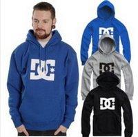 Cheap 2015 Winter DC Men's Skateboard Element Hoodies Men Hip Hop Sweatshirts Man Fleece Hoody Pullover Sportswear Clothing