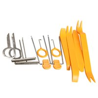 audio car shops - 12pcs Car Radio Door Clip Panel Trim Audio Removal Pry Repairing Tool Kit B2C Shop