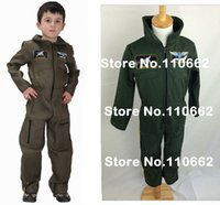 Women air force costume - 4 Years Children Boys Air Forces Halloween Cosplay Party Costumes Baby Kids Warriors Soliders Policeman Stagewear Jumpsuit