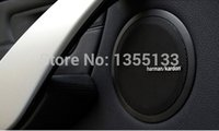 audio labels - xterior Accessories Car Stickers harman kardon Hi Fi Stereo Audio Speaker Label D Aluminum Badge Emblem sticker or p