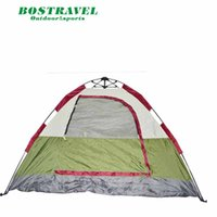 Wholesale 2015 rushed new arrival automatic double tent camping equipment field outdoor portable rain specials travel backpacking person single
