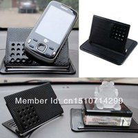 Wholesale 1pcs Car Anti Slip Sticky Mat Holder Bracket for Mobile Phone GPS Navigation Mount OLVxm
