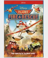Wholesale cartoon FIRE RESCUE DVD movies Player FIRE RESCUE for Children DHL