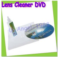 vcd dvd lens - 3set Laser Lens Cleaner for DVD CD VCD Rom Player TV Game Laptop PC Cleaning Fluid