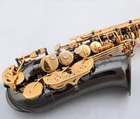 alto saxophone tone - Gold tone JYAS E100C genuine drop E alto saxophone black nickel Jin Jian tube
