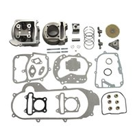 Wholesale GOOFIT motorcycles mm cylinder cc Big Bore Performance Kit Change Gy6 cc to cc engine T80 Group