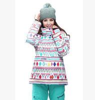 best womens ski jacket - New arrival best quality Gsou snow jacket Snowboard jacket women ski jacket Waterproof windproof womens ski suit