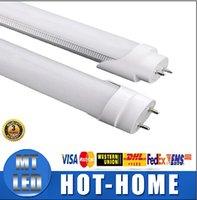 fluorescent bulbs - x100 CE ROHS LED T8 Tube ft W LM SMD Light Lamp Bulb feet m mm V led lighting fluorescent lamp year warranty