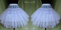 girls petticoats - 2015 Wedding Flower Girl Dress Petticoat Slip Skirt Underskirt White Color Crinoline SML