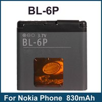 Cheap High Quality BL-6F Battery For Nokia 7900 6500C Mobile Phone