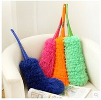 Wholesale Dust Shan Car Cleaning Feather duster Microfiber duster bendable home demolished one car with a clean sweep of gray dust Shan