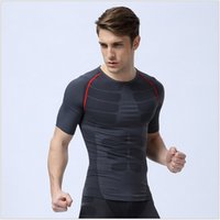 Wholesale T shirt Colors Men s Body Shaper New special men tights sports body sculpting plastic pants underwear comfortable breathable wicking soft