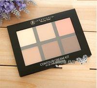 Wholesale New Makeup Face Anastasia Cream Contour Kit Beverly Hills LIGHT MEDIUM DEEP Colors For Choose DHL