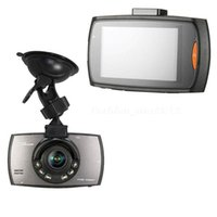 Wholesale G30 HD P quot LCD Car DVR Dash Camera Crash Cam G sensor Night Vision HDMI TF Card