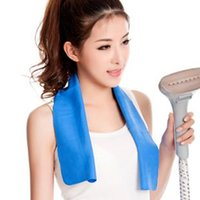 Wholesale Towel cm Cold Towel Exercise Sweat Summer Sports Ice Cool Towel PVA Hypothermia Cooling Towel