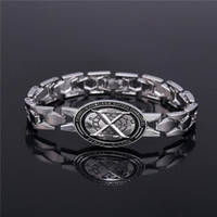 american direct tv - Bracelets Hot Sale Direct Selling Bohemian Asian East Indian South American Mexican Film X men Super Soldier Alloy Bracelet with Box