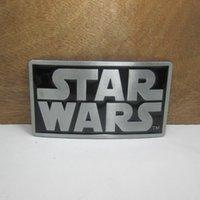 anakin skywalker vintage - Movie Star Wars Belt Buckles Darth Vader Anakin Skywalker New Vintage Mens silver Metal Western Belt Buckles Costume Props