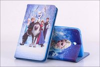 Wholesale samsung galaxy tab case size inch cases for T230 covers PU Leather Case Stand covers fast shipping free styles