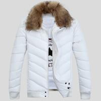 brand winter jacket for men - FG1509 Plus Size XXXL Men Warm Coat Brand Design Fashion Multicolor Men s Winter Jackets For Men Casual Coat Male Outdoors ZX76