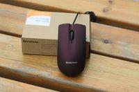 Wholesale Mice Time limited Silent Laptop Manufacturer Lenovo M20 Desktop Notebook Wired Mouse Usb Universal Box Original Value