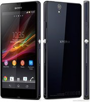Wholesale Original Sony Xperia Z L36h C6603 Cell phone quot Screen Quad Core G Ram16GB Rom MP Nfc Gps Unlocked Phone Refurbished
