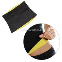 Wholesale Hot Neoprene waist cincher trainer body shaper slimming belt waist training corset Plus Size bodysuit women