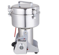 Wholesale 2000g High speed herbs grinder electric grind machine Swing grinder multifunction herbs grinder mill Powder