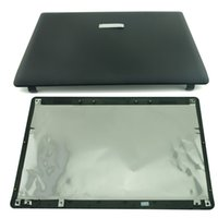 Wholesale New Laptop Accessories Parts Replacement LCD Bezel and Top A Cover FOR ASUS K52 A52 X52 K52J Series Black C
