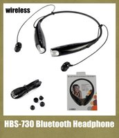 Wholesale HBS Electronical Sports Stereo Bluetooth Wireless Headset Colorful Earphone for iphone HTC Samsung LG Cell phone Universal EAR001