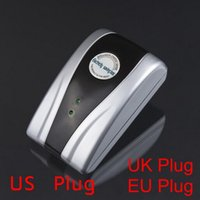 Wholesale Retail Power Saving equipment Electricity Saving Energy Saver Box Save Conserve power Device KW US EU UK Plug