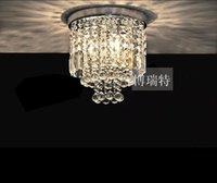 ceiling light - led ceiling lights modern crystal ceiling lamps bedroom mini crystal ceiling lights balcony led vestibule lights small ceiling lamp