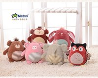 bubble toy - Metoo Bubble grain Stuffed Animals animal Plush Toys office afternoon nap pillows Hold pillow New Year gift trumpet19 ab256