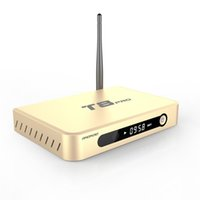 Wholesale T8 pro Amlogic S812 Quad Core Ghz G GB K Android KODI Smart TV Box cortex A9