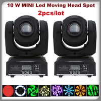 Wholesale lights sale led spot stage lights w Inno Pocket mini led moving head spot light for DJ disco ktv
