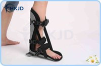 Wholesale Adjustable ankle foot orthosis High Quality Drop Foot Splint Night Splint Plantar Fasciitis Drop Foot Support