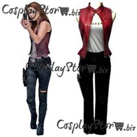 afterlife resident - Resident Evil Costumes Afterlife Claire Cosplay Costume