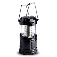 Wholesale Outdoor Ultra Bright LED Lantern Camping Lantern Collapses for Hiking Camping Emergencies Outages Light weight Waterproof