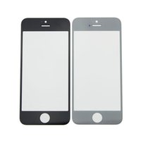 front glass iphone 4 - For iPhone5 S C S Front Outer Glass Lens Touch Screen Cover for iphone G C repair parts Digitizer Touch Screen Cover Free Ship